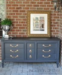 Dresser Transformed With Amy Howards One Step Paint