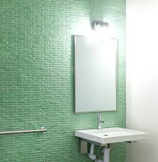 glass tile is translucent therefore unlike any other surface material that beautiful color you picked out