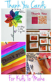 10 Kid Made Teacher Gifts Thank You Cards And Win Guylian