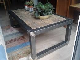 industrial furniture table. industrial coffee table by steelmetal on etsy furniture o