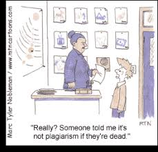 plagiarism and the web teaching excellence educational someone told me its not plagiarism if they re dead