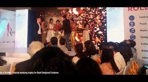 Nift Fashion Designing College In Chennai Raffles Rmi Chennai Beats Nift In A Fashion Design Competition At Chennai