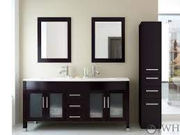 Jwh Living 63 Quot Grand Regent Double Sink Vanity Stone Top