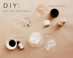 Diy Candles Diy Handmade Soy Candles Scoutie Girl