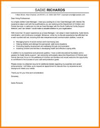 11 Social Service Cover Letters Write Memorandum