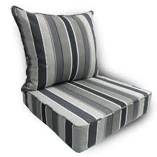 Deep Seat Pillow Back Furniture Cushions