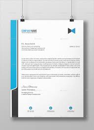 Letterhead Business Letter 20 Business Letterhead Templates Free Sample Example Format