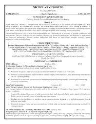 Refrigeration Design Engineer Sample Resume 19 Collection Of