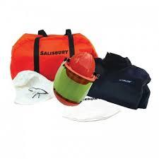 Arc Flash Protection Coat Pant Kit Honeywell Salisbury
