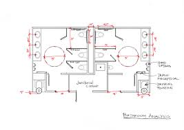 Bathroom Handicap Bathroom Dimensions With Easy Guide To Help You - Handicap bathroom
