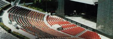 San Diego State Open Air Theatre Seating Chart A S History A S Sdsu