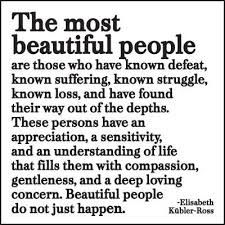 Beautiful People Quote