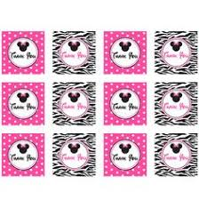 Mickey Mouse Party Printables Free Free Printable Mickey Mouse Thank You Tags Download Them Or Print