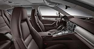 porsche panamera black interior. porsche panamera turbo executive in1 13 black interior