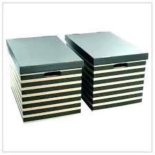 hanging file boxes leather hinged box storage uk archive decor hanging file boxes