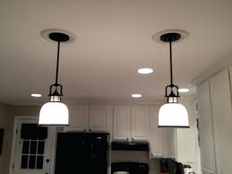 fashionable change recessed light to pendant top 71 beautiful conversion lighting can you converting into convert thedwelling