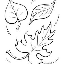 Small Picture Clean Up Autumn Fall Leaf Coloring Page Color Luna