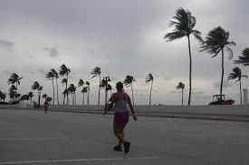 Tropical Storm Elsa skirts past Florida ...