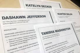 Harvard Extension School Resume Virtren Com