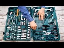 <b>Набор</b> инструментов <b>Jonnesway</b> S04H524128S (128 предметов ...