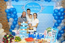 Tổ chức sinh nhật cho bé 1 tuổi tại nhà - Chuyên trang hướng dẫn theo chủ đề