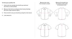 Mens Dress Shirt Conversion Chart Mens Shirt Size Chart Polos Pants More Psycho Bunny