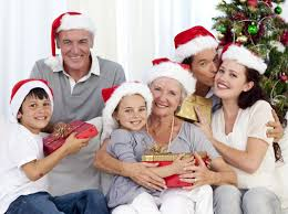 Christmas Family Photo Bring The Christmas Spirit Into Your Home