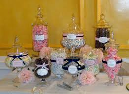 Decorated Candy Jars My Creative Way Decorating with Glass Apothecary Jars 23