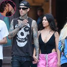 Kourtney Kardashian, Travis Barker Make ...