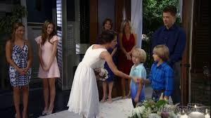 9-6-16 GH SNEAK PEEK SAM JASON WEDDING Alexis Carly Sonny General ...