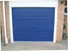 small garage doorExterior Small Blue Metal Roll Up Garage Doors Home Depot For