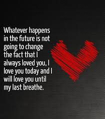 Love You Forever Quotes Stunning I Know This For A Fact Things Will Change We Will Not Always See