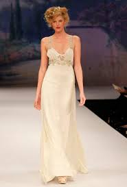 art nouveau wedding dress. claire pettibone - fall 2012. silk wedding dressesbohemian art nouveau dress u