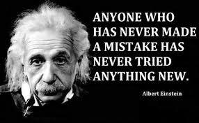 Amazoncom 12 X 18 Xl Poster Albert Einstein Quote Anyone Who Has
