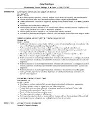 Coding Resume Coding Consultant Resume Samples Velvet Jobs 21