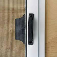 fix sliding screen door