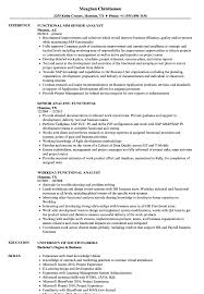 What Is A Functional Resume Sample Analyst Functional Resume Samples Velvet Jobs 6