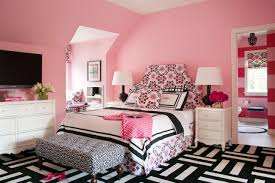 Pink And Blue Girls Bedroom Blue And Black Bedrooms For Girls For Modern Style Young Girls