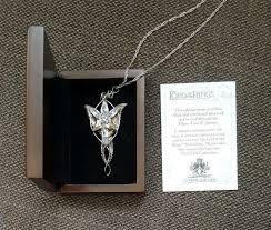 arwen necklace pendant noble