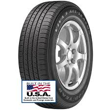 Goodyear Viva 3 All Season Tire 225 60r17 99h Passenger Car Tire