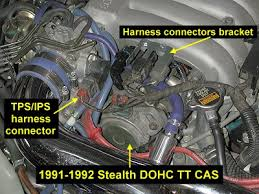 stealth 316 cas replacement dohc 1991 1992 1991 1992 cas location