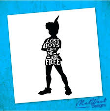 peter pan stickers a personal favorite from my com a peter peter pan wall decal