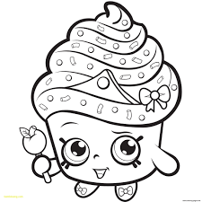 Shopkins Coloring Pages That You Can Print Out Best Elegant Shopkins
