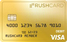 But some cards on the market allow you to apply using an alternate form of identification, such as an itin. Activate New Card Rushcard Prepaid Visa Card