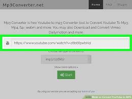 4 ways to convert youtube to mp3 wikihow  image titled convert youtube to mp3 step 16