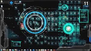 iron man jarvis 1 0 animated background desktop you