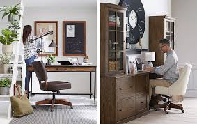 the perfect home office. Getting Right To Business: Choosing The Perfect Home Office Desk