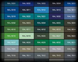 Omni Metalcraft Corp Paint Standard And Custom Paint Colors
