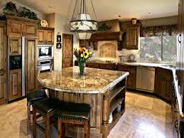 magnificent kitchens with islands. Wood Kitchen Island With Seating Best 2017 Within Designs Islands 45+ Magnificent Kitchens