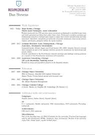 Current Resume Formats Current Resume Format Best Professional